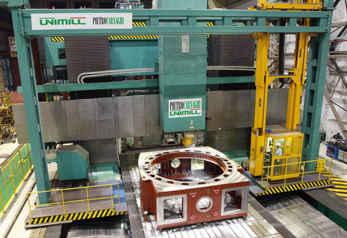 3-axis CNC milling machine / vertical / bridge UNIMILL series PIETRO CARNAGHI
