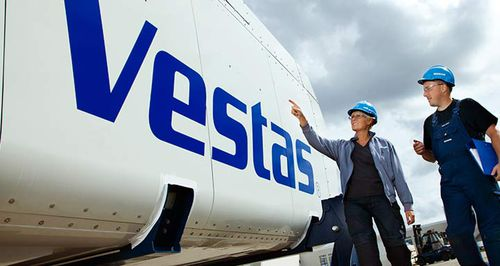 Offshore wind turbine V105-3.3 MW™ Vestas