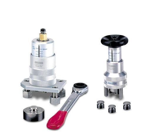 Adhesion tester 0 - 5 N/mm² | 525-5  ERICHSEN