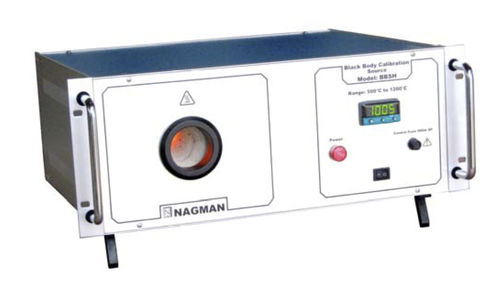 Pyrometer black body calibration source BBSL, BBSM, BBSH Nagman Instruments & Electronics (P) Ltd.