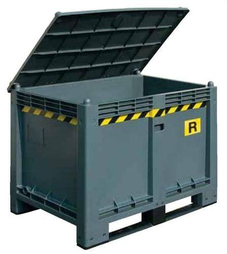 Plastic pallet box CBE 600 C series SALL Srl