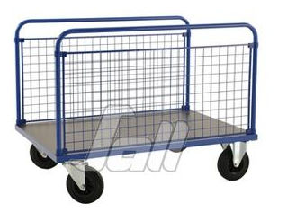 steel cart - SALL Srl