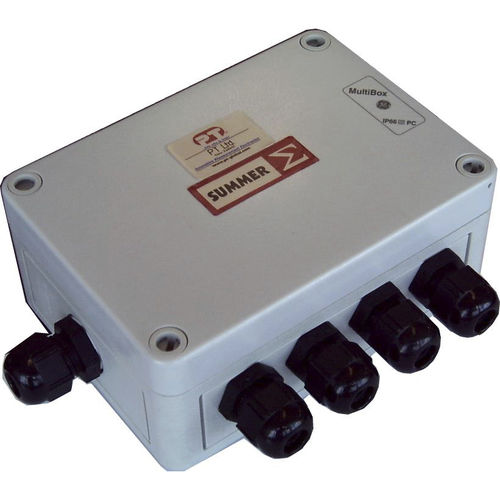Load cell matrix box / plastic / stainless steel / with cable gland PT100SB series PT Limited