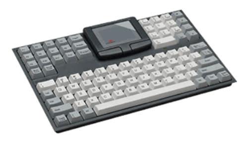 Desktop keyboard / ultra heavy-duty / industrial SpaceSaver Panel  DATALUX