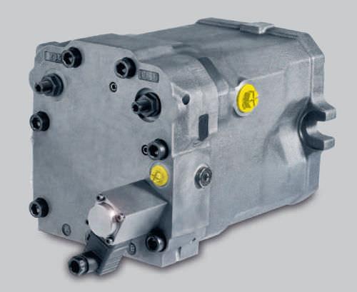 axial piston hydraulic motor - LINDE HYDRAULIC