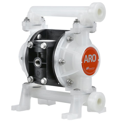diaphragm pump / water / for chemicals / for food products