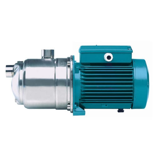 water pump / electric / self-priming / centrifugal