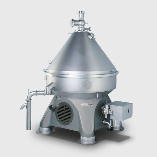 centrifugal separator / liquid