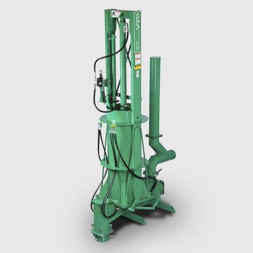 water pump / slurry / electric / piston