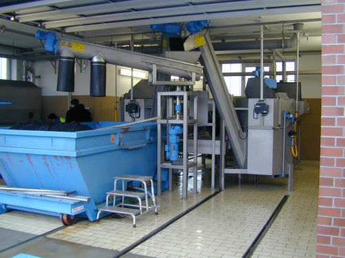 Wastewater treatment plant / mechanical / industrial Passavant Geiger