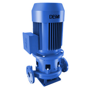 Hot water pump / for cooling water / for fresh water / electric ESL  DESMI Pumping Technology A/S