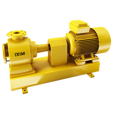 Condensate pump / for seawater / electric / centrifugal MODULAR S DESMI Pumping Technology A/S