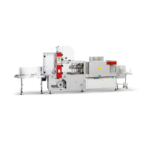 Automatic shrink wrapping machine / for heat-shrink films 740-LTR SITMA