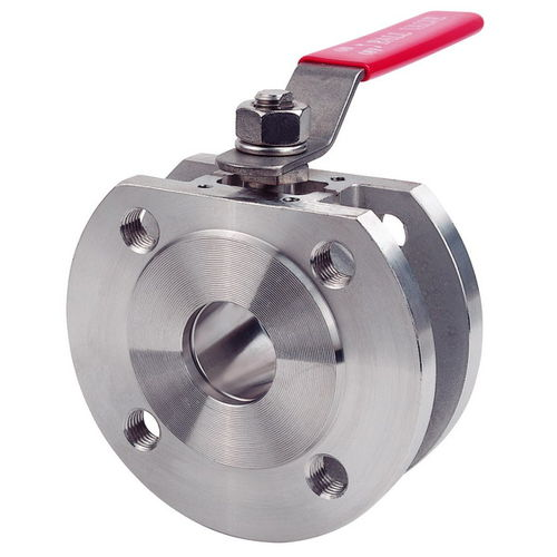 Ball valve / lever / flange / wafer BT-F11 BOLA-TEK Mfg.Co