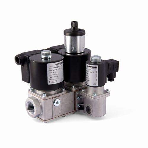 multi-person solenoid valve