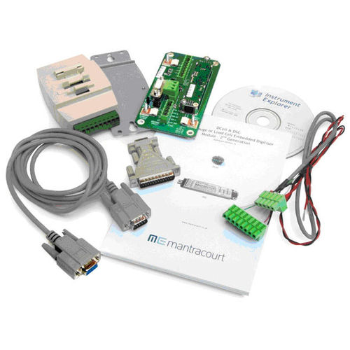 load cells with signal converter evaluation kit / signal converter