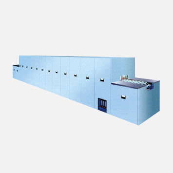 drying furnace / soldering / conveyor / gas