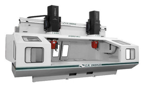 CNC router / 5-axis / multiple-head / portal max. 74