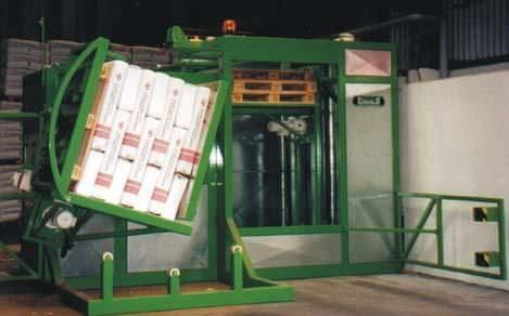 Bulk loading system / containerized max. 1 000 x 1 300 mm | APF Ehcolo A/S