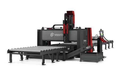 CNC cutting machine / sheet metal / plasma / drilling Voortman V320 Voortman Steel Machinery
