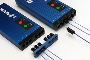 On-board temperature measuring and recording unit -150 ... +1370 °C (-230 ... +2490 °F) | MultiPaq 21 Datapaq Ltd