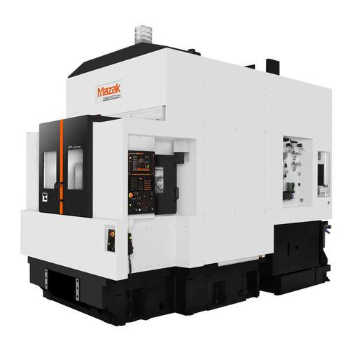 3-axis machining center / horizontal / high-speed / high-productivity