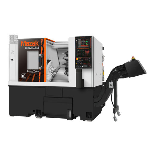 CNC turning center / milling / spindle / high-performance