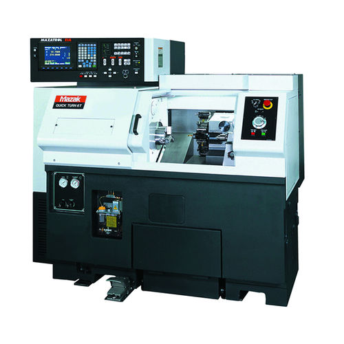 CNC turning center / universal / 2-axis / high-speed QUICK TURN 6G, QUICK TURN 6T Mazak