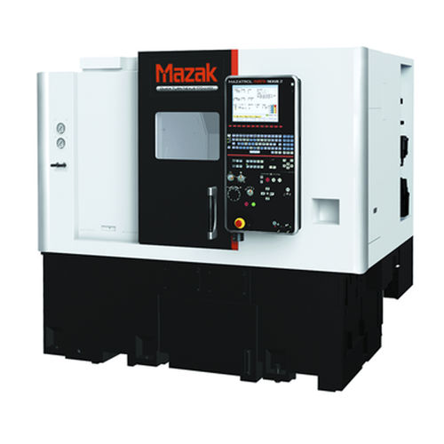 CNC turning center / universal / 2-axis / 3-axis QUICK TURN NEXUS 100-II series Mazak