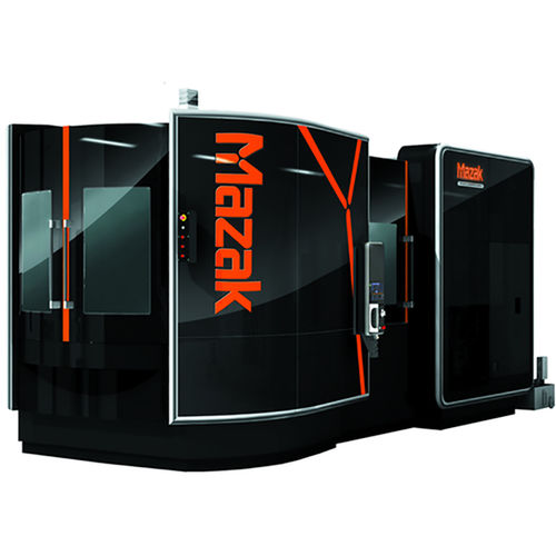 3-axis machining center / horizontal / high-performance µ-8800 Mazak