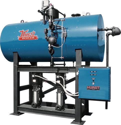 Boiler feed water degasser 5 000 - 200 000 PPH Hurst Boiler