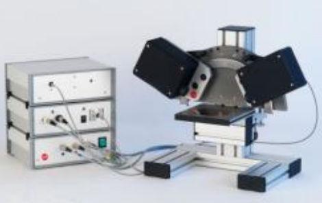 Spectroscopic ellipsometer omt-optische messtechnik