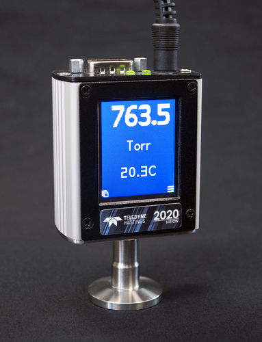 piezoresistive vacuum gauge / digital / USB / RS485