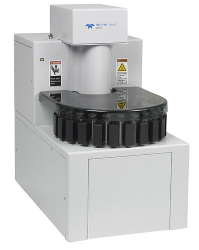 Volatile organic compound sampler / headspace / automatic / for gas chromatography Versa Teledyne Tekmar