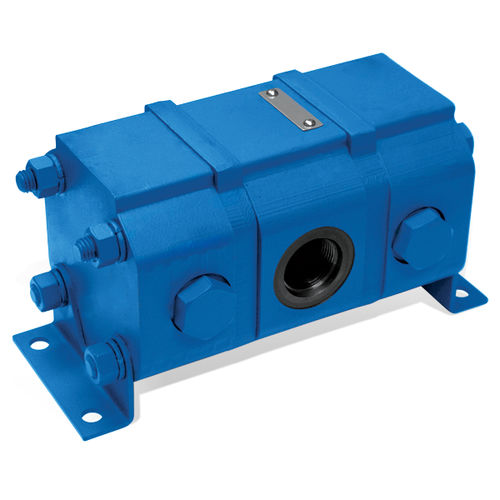 Gear flow divider GD series Viking Pump