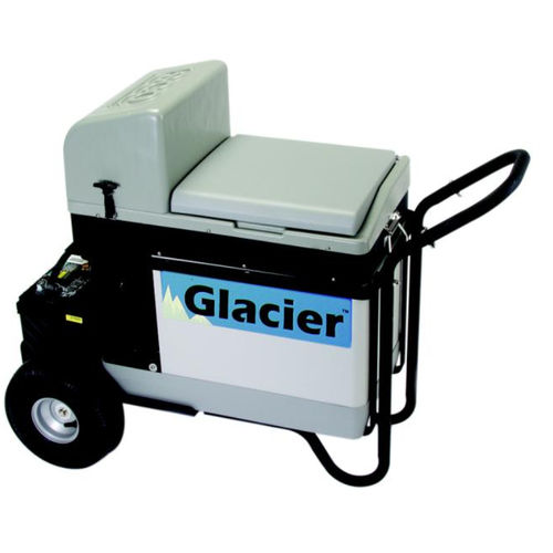 composite sampler / liquid / refrigerated / portable