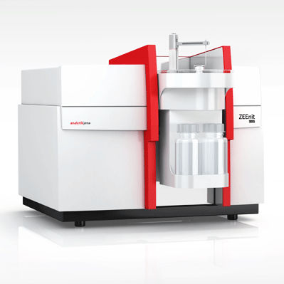 atomic absorption spectrometer / process / automated