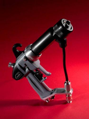 spray gun / for paint / manual / low-pressure