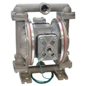 solvent pump / paint / air-driven / double-diaphragm