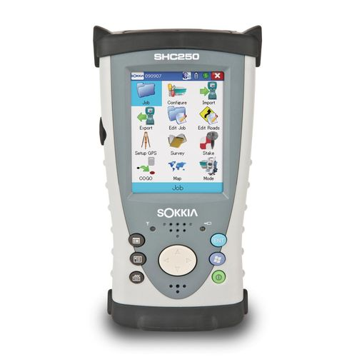 handheld GPS computer / GNSS / field / touch screen