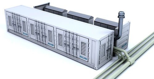 Fuel cell with proton-exchange membrane 150 kW - 2 MW | ClearGen Ballard