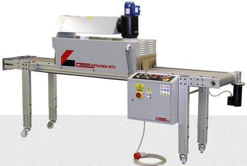 drying furnace / conveyor / infrared