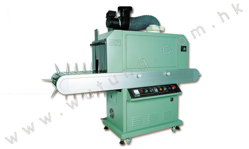 UV curing unit 1 800 - 3 000 p/h | UV-300 RF  Wutung