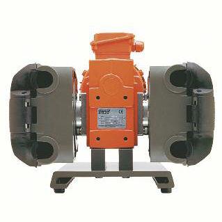 chemical pump / electric / peristaltic / rugged