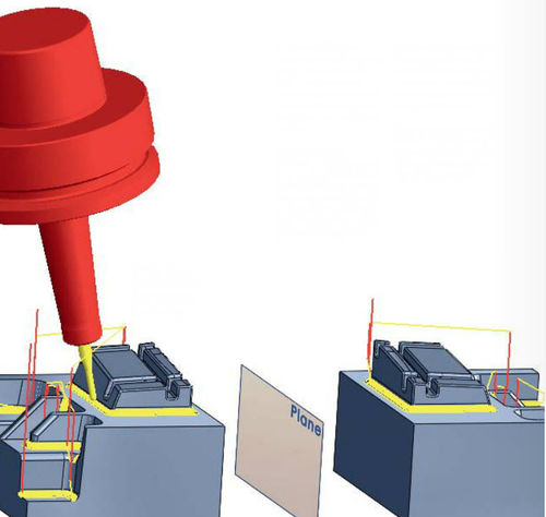 CAD/CAM software hyperMILL® for SolidWorks® OPEN MIND