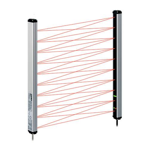 safety light curtain / multibeam / through-beam / IP65