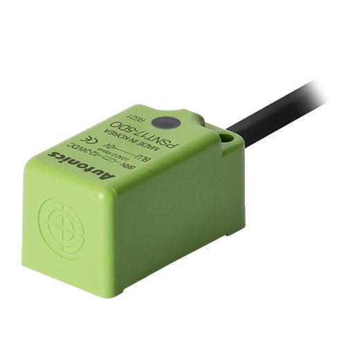 inductive proximity sensor / rectangular / standard / IP67