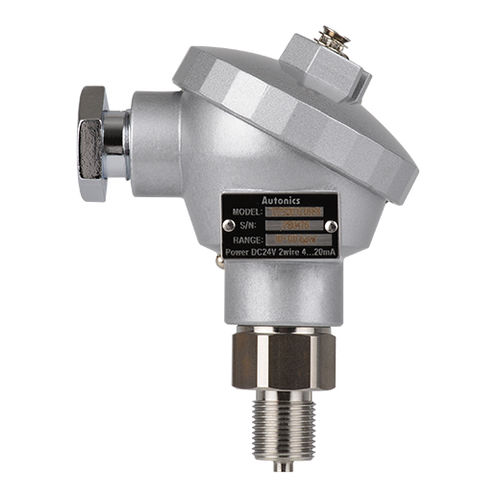relative pressure transmitter / absolute / membrane / with analog output