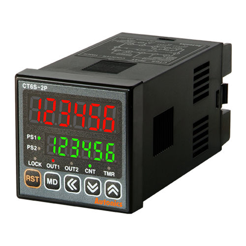 time counter / batch / digital / programmable