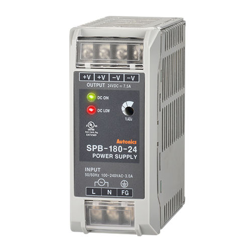 switching power supply / AC/DC / low-noise level / compact